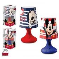 Lampe de chevet Led Mickey licence officielle Disney déco chambre enfant idée cadeau anniversaire noel neuve