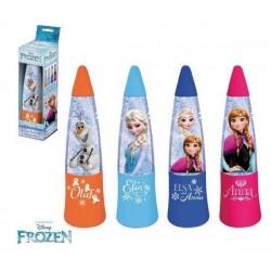 Lampe Led paillettes La reine des neiges licence officielle Disney idée déco chambre cadeau anniversaire noel neuve