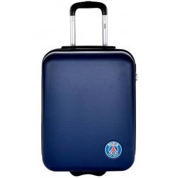 Valise rigide cabine 39 L Paris Saint-Germain en ABS licence officielle PSG Bleu neuve