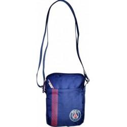 Sac à bandoulière Paris Saint-Germain Bleu -Stadium licence officiel PSG football neuf