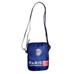 Sac à bandoulière Paris Saint-Germain Bleu -supporter licence officiel PSG football neuf