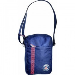 Sac à bandoulière Paris Saint-Germain Bleu -supporter v02 licence officiel PSG football neuf
