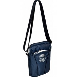 Sac à bandoulière Paris Saint-Germain Bleu -supporter v03 licence officiel PSG football neuf