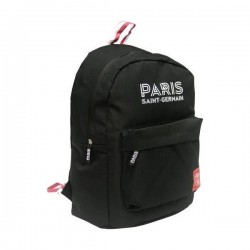 Sac à dos PSG licence officielle PARIS SAINT GERMAIN stadium v04 noir football neuf
