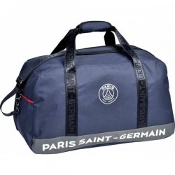 Sac de sport ou voyage PSG Collection licence officielle PARIS SAINT GERMAIN Bleu Athletic football neuf