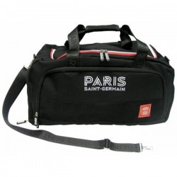 Sac de sport ou voyage PSG Collection licence officielle PARIS SAINT GERMAIN noir Stadium 4 football neuf