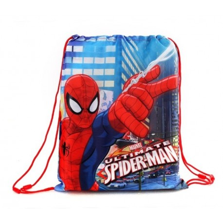 Sac de piscine Spiderman licence officielle Marvel garcon plage neuf