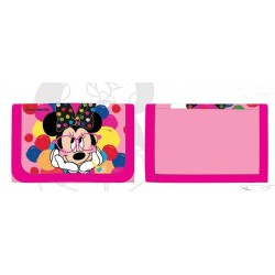 Portefeuille Minnie licence officielle Disney enfant fille neuf