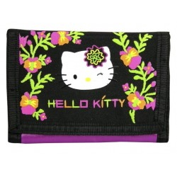 Portefeuille Hello Kitty sous licence officielle enfant fille neuf