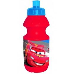 Gourde Sport Plastique Cars Flash Mc Queen licence officielle Disney enfant vacances pique nique neuve