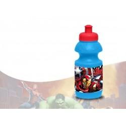 Gourde Sport Plastique Avengers licence officielle Marvel Comics enfant vacances pique nique neuve