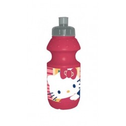 Gourde Sport Plastique Hello Kitty licence officielle enfant vacances pique nique neuve