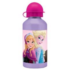 Gourde Aluminium La Reine des Neiges V02 licence officielle Disney enfant vacances pique nique neuve