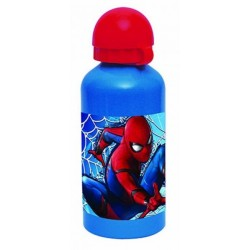 Gourde Aluminium Spiderman licence officielle Marvel Comics enfant vacances pique nique neuve