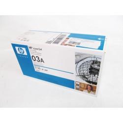 Lot 2 cartouches HP 03A - Noir - LaserJet - cartouche de toner