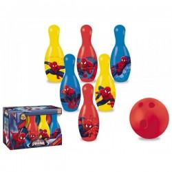 Set de Bowling 6 Quilles Spiderman licence officielle Marvel jeux jouet plein air enfant neuf