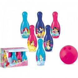 Set de Bowling 6 Quilles princesses licence officielle Disney jeux jouet plein air enfant neuf