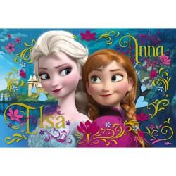 Puzzle 100 pièces La Reine des Neiges Frozen Disney marque TREFL jeux jouet idée cadeau anniversaire noel neuf