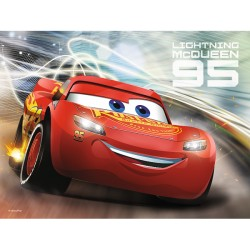 Puzzle 30 pièces Cars licence Disney marque TREFL enfant garcon jeux société idée cadeau anniversaire noel neuf
