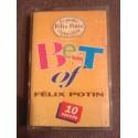 Cassette audio K7 AUDIO best of felix potin 10 succes