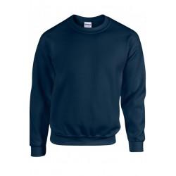 SWEAT SHIRT enfant mixte MARQUE GILDAN bleu marine du 5/6 au 12/14 ans vêtement neuf