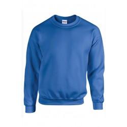 SWEAT SHIRT enfant mixte MARQUE GILDAN bleu Royale du 5/6 au 12/14 ans vêtement neuf
