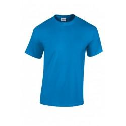 T shirt manches courtes homme ou ados MARQUE GILDAN Turquoise du S au XXL vêtement neuf