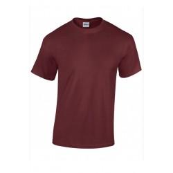 T shirt manches courtes homme ou ados MARQUE GILDAN Marron du S au XXL vêtement neuf