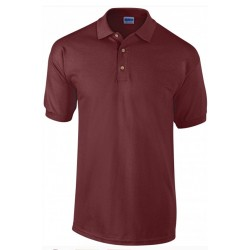 Tshirt Polo homme ados Marron MARQUE GILDAN du S au XXL Qualité supérieur idée cadeau neuf