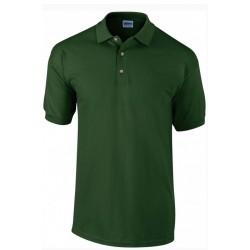 Tshirt Polo homme ados vert MARQUE GILDAN du S au XXL Qualité supérieur idée cadeau neuf
