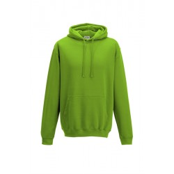 Sweat shirt à capuche Collège marque AWDIS vert DU S A XXL vêtement MIXTE neuf