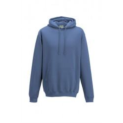 Sweat shirt à capuche Collège marque AWDIS bleu DU S A XXL vêtement MIXTE neuf