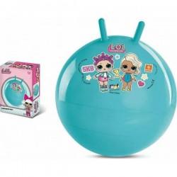 Ballon sauteur décoré Lol Surprise! 50 cm de diamètre enfant jeu jouet Plein air neuf