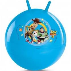 Ballon sauteur décoré Toy Story 4 Disney 50 cm de diamètre enfant jeu jouet Plein air neuf
