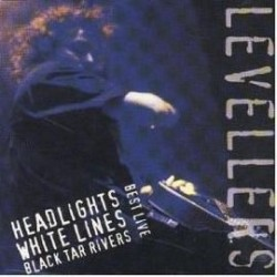 Cassette audio K7 AUDIO musique Best Live - Headlights, White Lines, Black Tar Rivers Levellers occasion