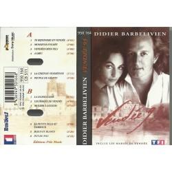 Cassette audio K7 AUDIO musique Didier Barbelivien - Vendée 93 occasion