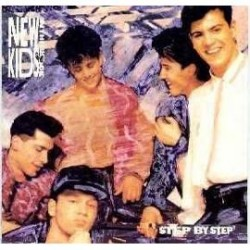 Cassette audio K7 AUDIO New Kids On The Block - Step By Step occasion