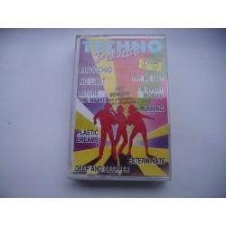 Cassette audio k7 audio techno dance volume 3 compilation occasion