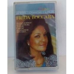 Cassette audio k7 audio Frida Boccara expression 23 titres occasion