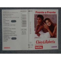 Cassette audio k7 audio Chico et Roberta - Frente a Frente occasion
