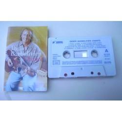 Cassette audio k7 audio Didier Barbelivien CHANTE occasion