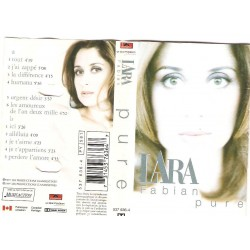 Cassette audio k7 audio LARA FABIAN - PURE occasion