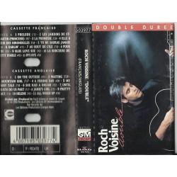 Cassette audio k7 audio Roch Voisine double durée 22 chansons occasion