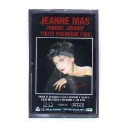 Cassette audio k7 Jeanne Mas - Johnny, johnny, toute première fois... occasion