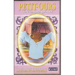 Cassette k7 vidéo vhs ENFANT Petit-Ours deviendra grand 4 histoires d'après le livre. occasion