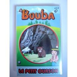 Cassette k7 vidéo vhs ENFANT Bouba le petit ourson - vol. 7. 3 histoires occasion