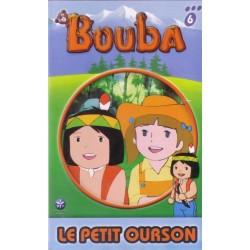 Cassette k7 vidéo vhs ENFANT Bouba le petit ourson - vol. 6. 3 histoires occasion