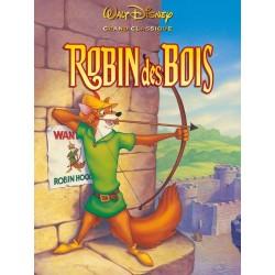 Cassette k7 vidéo vhs ENFANT Robin des Bois Walt Disney. Wolfgang Reitherman occasion