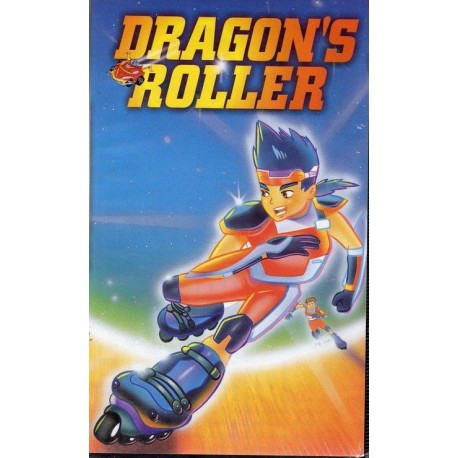 Cassette k7 vidéo vhs ENFANT Dragon's Roller BEN, J 3 épisodes occasion