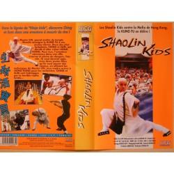 Cassette k7 vidéo vhs FILM ANIMATION SHAOLIN KIDS occasion
